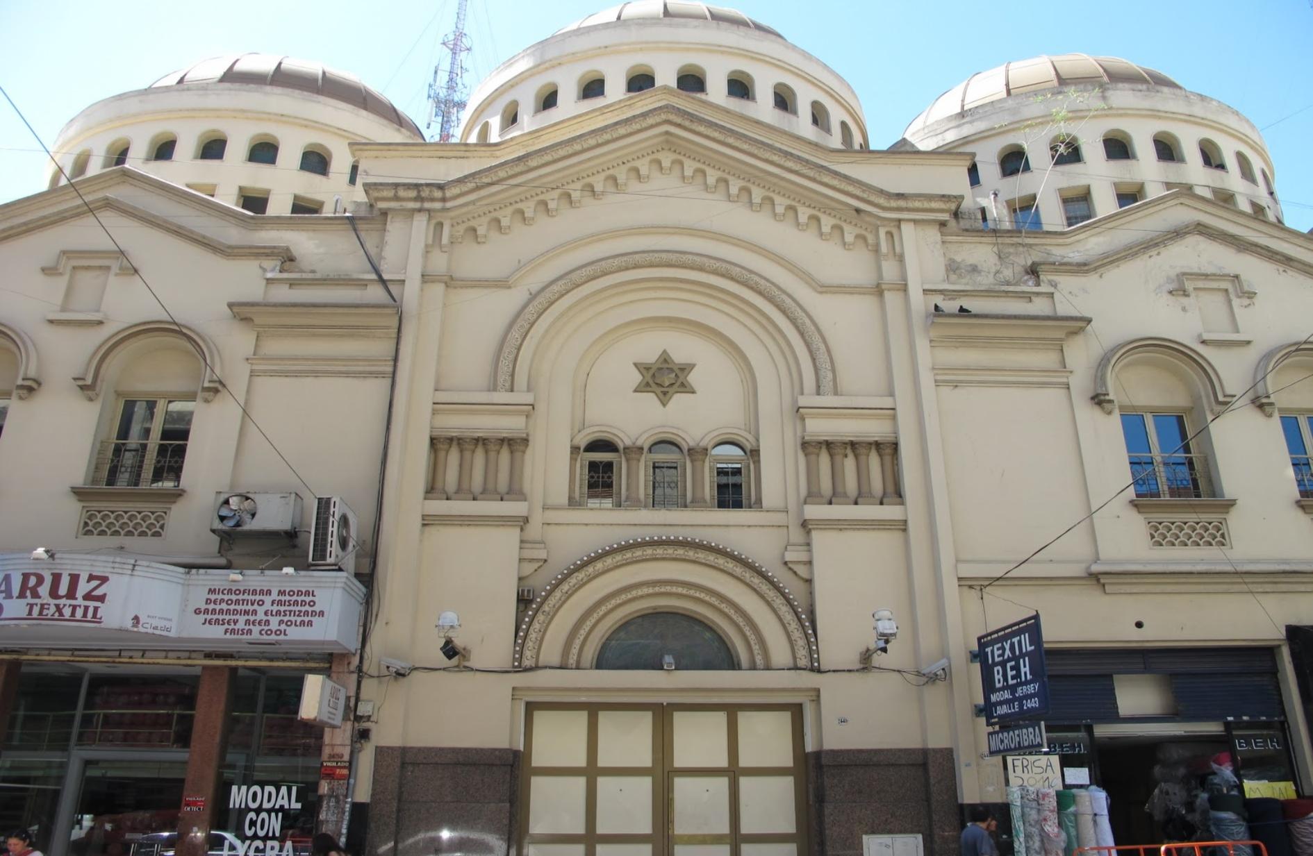 Jewish Buenos Aires Tour_Jewish Neighborhood of Once_AddImage01of08